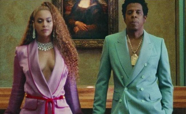 Avergüenza A Blue Ver Desnudos En Imagen A Sus Padres Beyoncé Y Jay Z