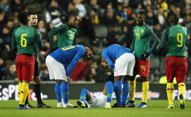 Alarma en el PSG por lesión de Neymar y Mbappe