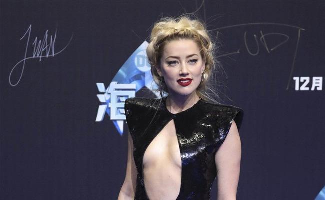 Amber Heard asegura que perdió trabajos tras denunciar a Johnny Depp