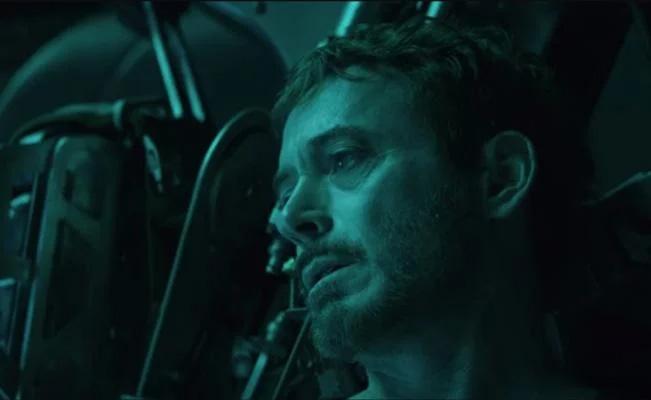 "Resultado de imagen para Marvel presentó el primer tráiler de ""Avengers: Endgame"""