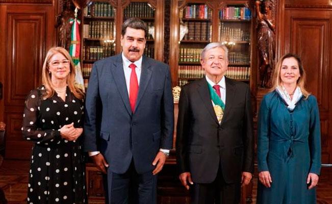 Delcy Rodríguez aseguró México y Venezuela afianzarán un nuevo futuro de cooperación