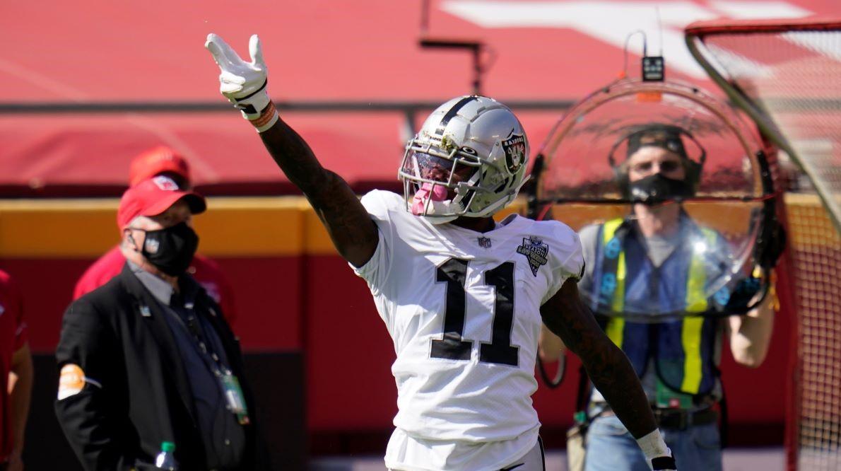 Raiders ponen fin a la racha de triunfos de Chiefs