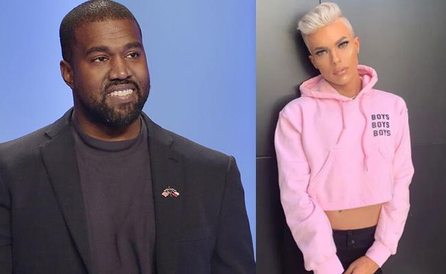 Otro maquillista asegura haber tenido una aventura con Kanye West