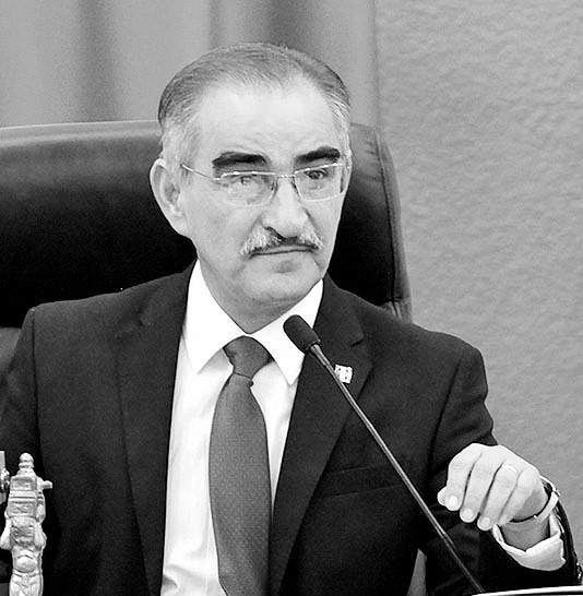 El Diputado Martin Juárez Córdova , nuevo presidente de la Junta Directiva del Congreso local.