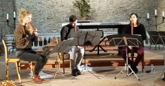 Vox Tremula Concert Aussillon France 6