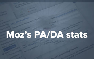 Moz's DA 2.0 disrupts domain authority scores for multiple websites