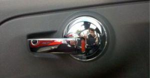 Fiat Pop 500c door lock