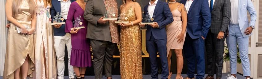Big Frankii remporte les premiers #Influencers Awards Mauritius