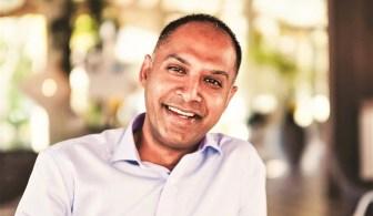 Raj Reedoy, heureux directeur de SALT, meilleur hôtel de Maurice selon TripAdvisor