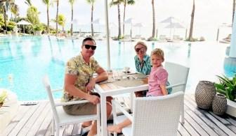 « Le bonheur d'être au paradis », témoignages de touristes