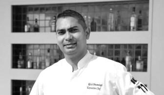 Le chef Nitish rajoute son grain au SALT of Palmar