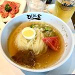 """【岩手観光】東京でも食べられる!盛岡冷麺と言ったらやっぱり""""ぴょんぴょん舎""""!メニューは?"""