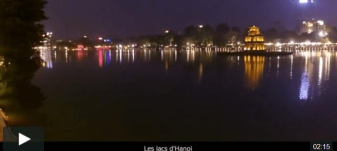 Notre tour de Hanoi en vidéo