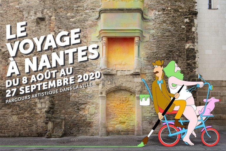 Le Voyage à Nantes © Martin Argyroglo