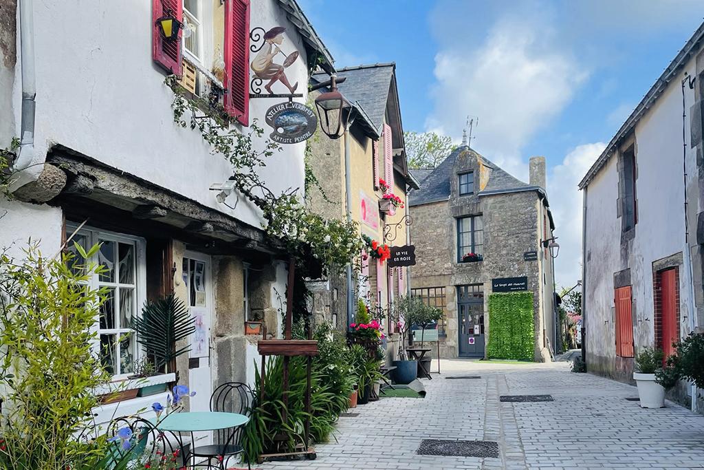 Parcours à vélo à Guérande