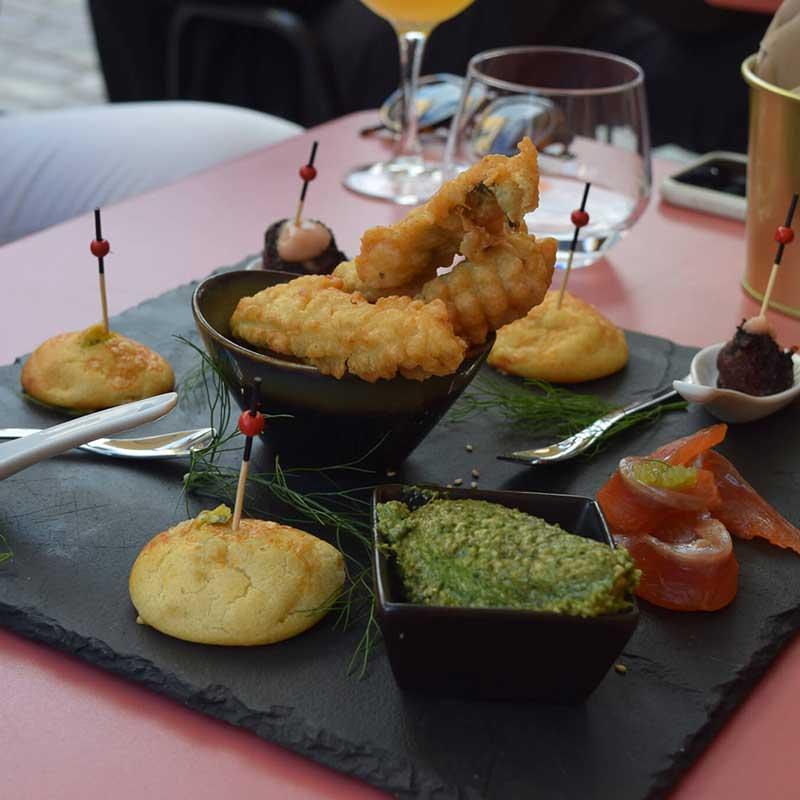 Food mood tour à Rennes