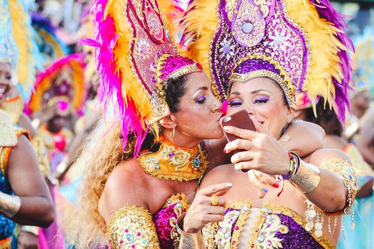 Carnaval de Santa Cruz de Tenerife - Îles Canaries