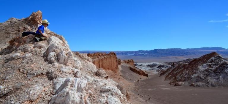 Le désert d'Atacama, terre de contrastes !