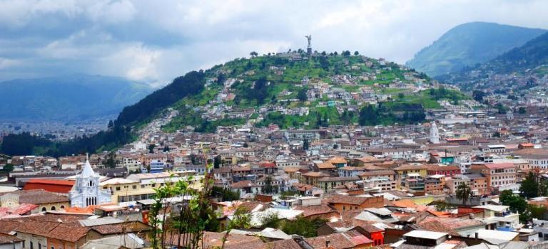 Balade dans Quito