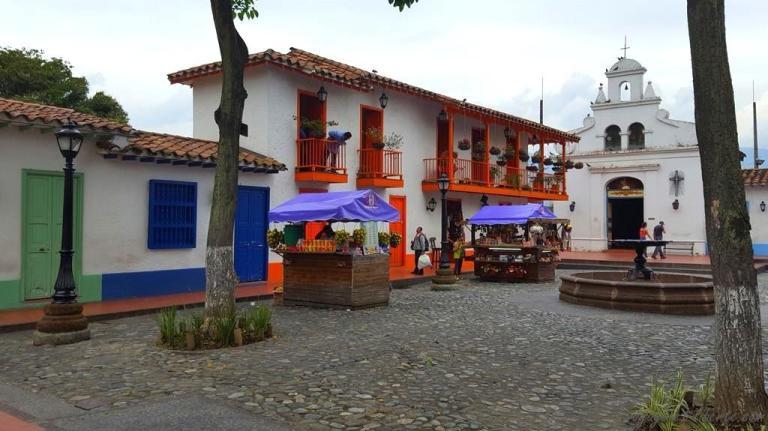 Medellin, Cerro Nutibara