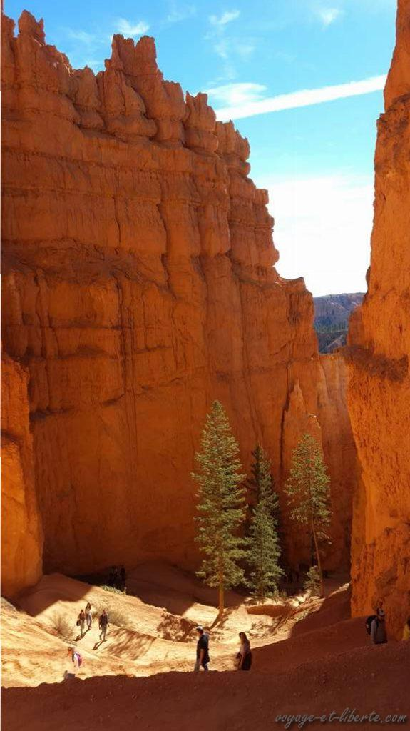 USA, Bryce Canyon