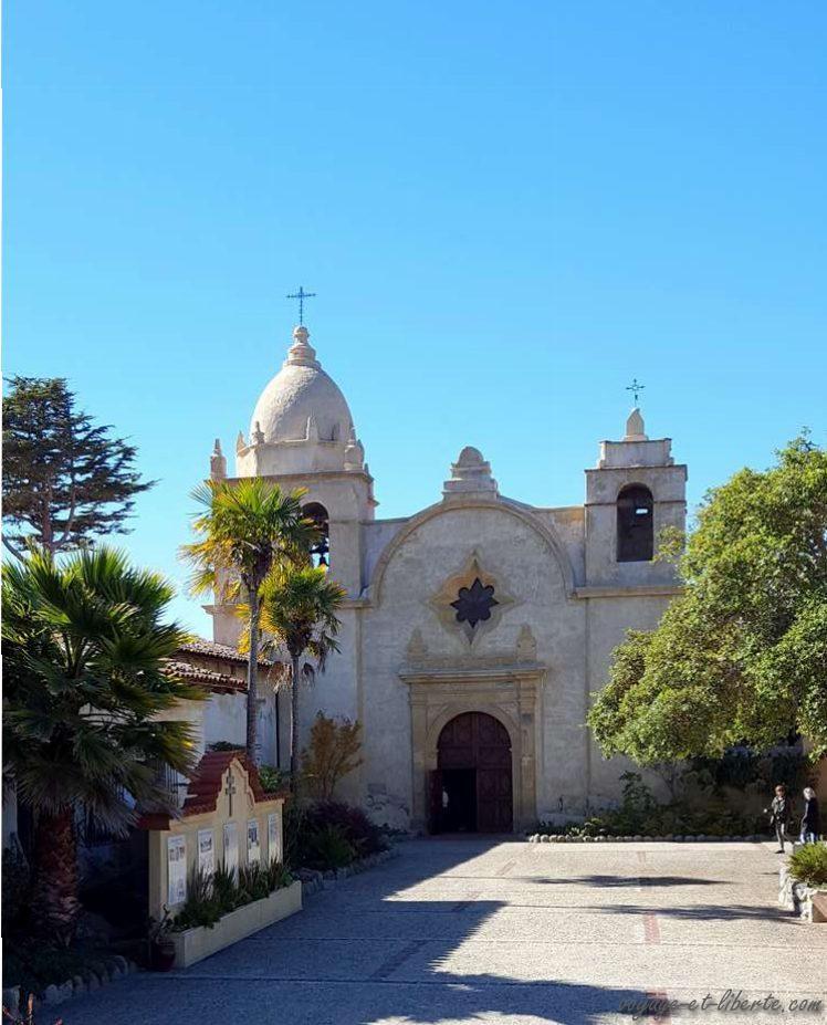 USA, California, Carmel mission
