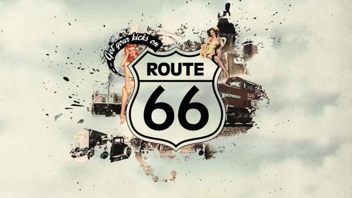 wallpaper et fond d'écran route 66 californie