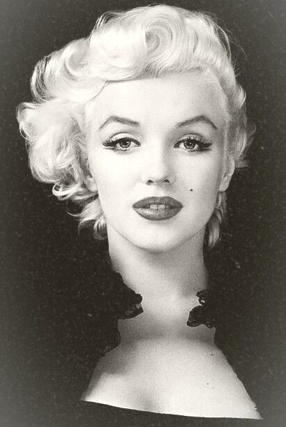 photographie Marilyn Monroe