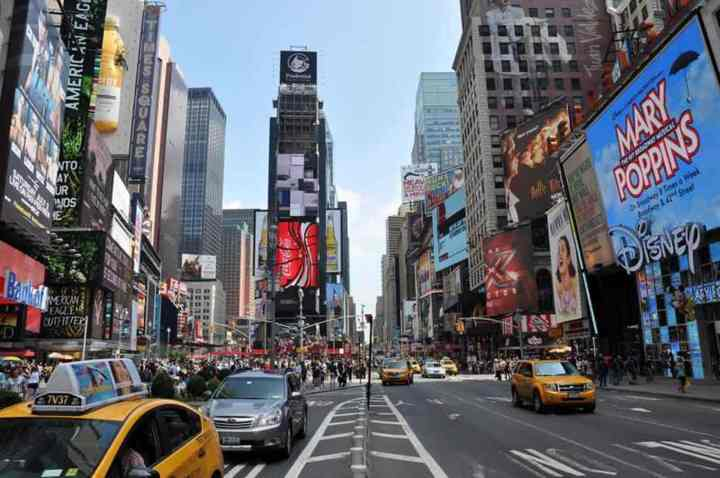 photographie New York pays ville