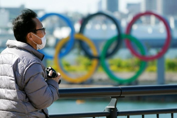Les Jeux Olympiques reportés / The Olympic Games postponed