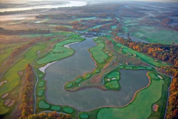 Fall Golf niagara