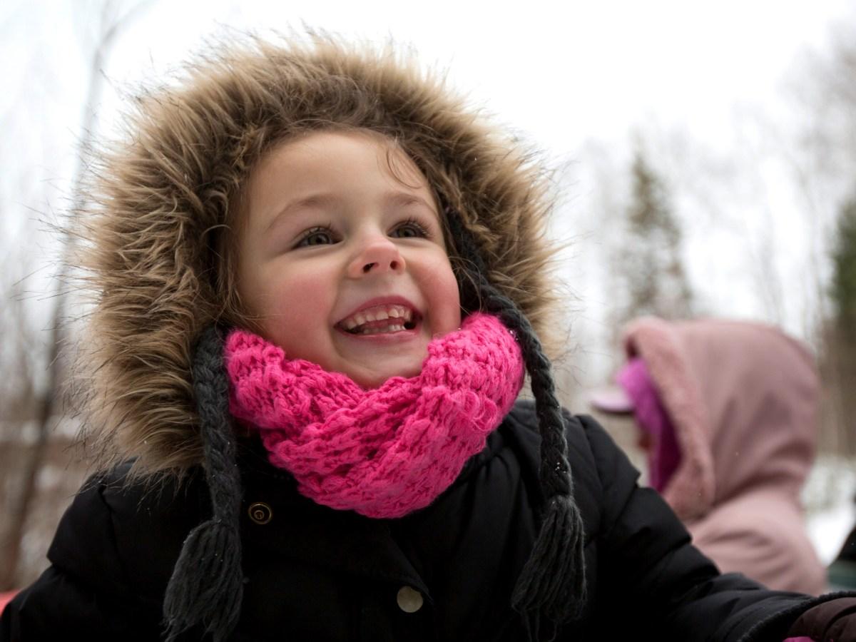 Jeune fille qui sourit