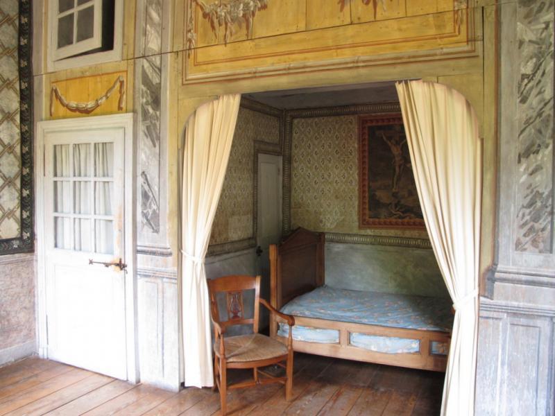 Chambre de Rousseau, Les Charmettes, Chambéry