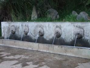 Ma 1ère fontaine (pour rappel : la quête des fontaine pdt le périple en van ^^)