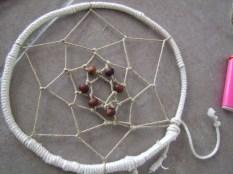 et des perles d'anciens chapelets et shambhalas d'Asie