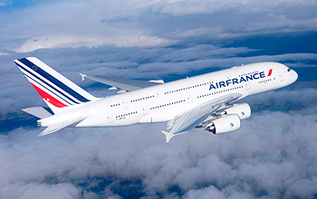 Fifth Freedom Flights : Air France(AF)
