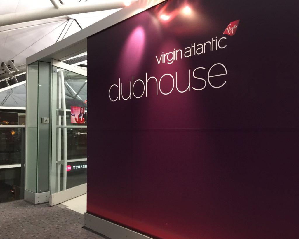 ヴァージン・アトランティック航空(VS)の香港(HKG)Clubhouseラウンジ閉鎖