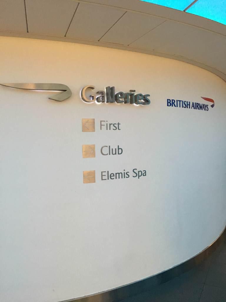 ヒースロー空港(LHR) ターミナル3 ブリティッシュ・エアウェイズ(BA) Galleries Club LoungeのWifiスピードチェック