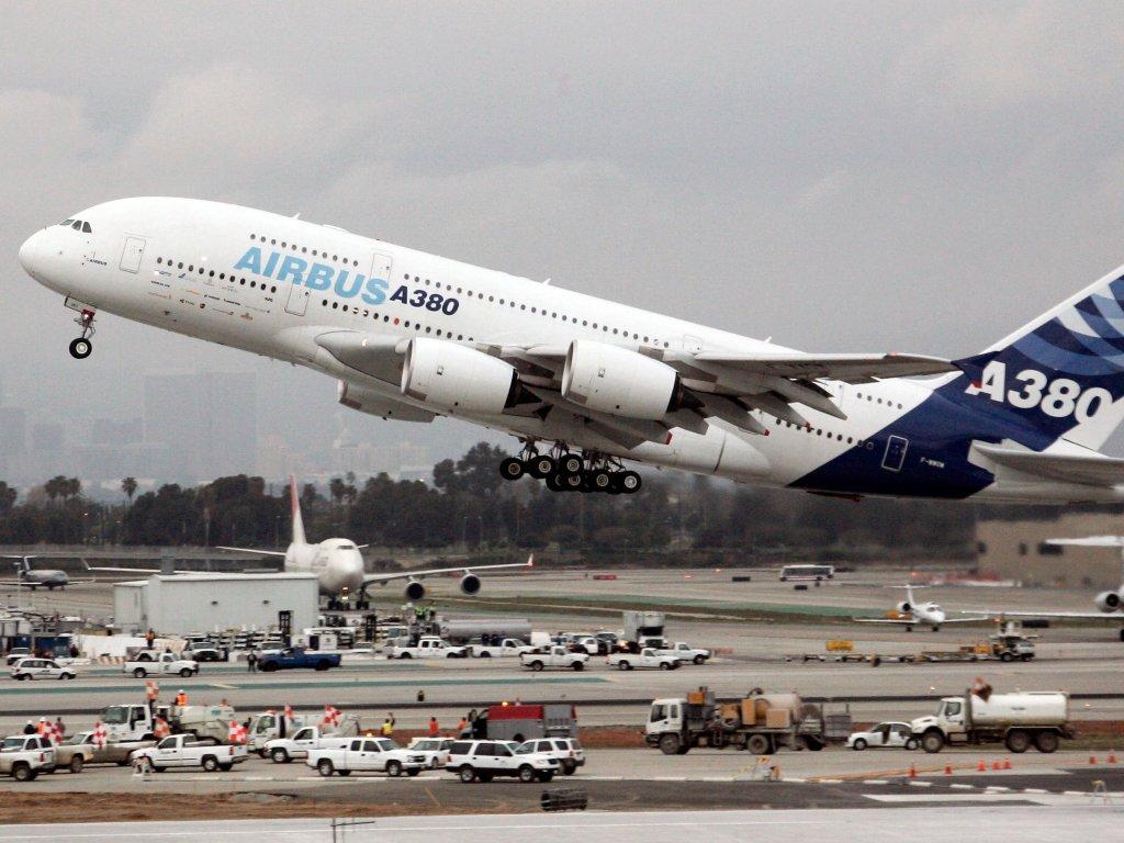 エアバスA380ビジネスクラスに安く搭乗する方法