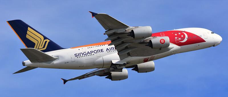 シンガポール航空(SQ)のA380スイートクラス就航路線まとめ(2018年4月版)