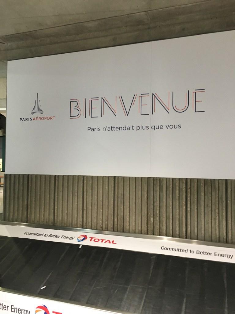パリ・シャルルドゴール空港(CDG)のWifiスピードチェック