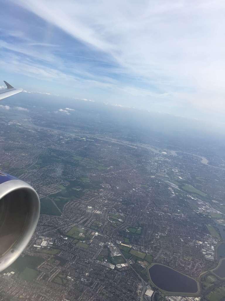 ロンドンの各空港から中心街へ行くベストな方法