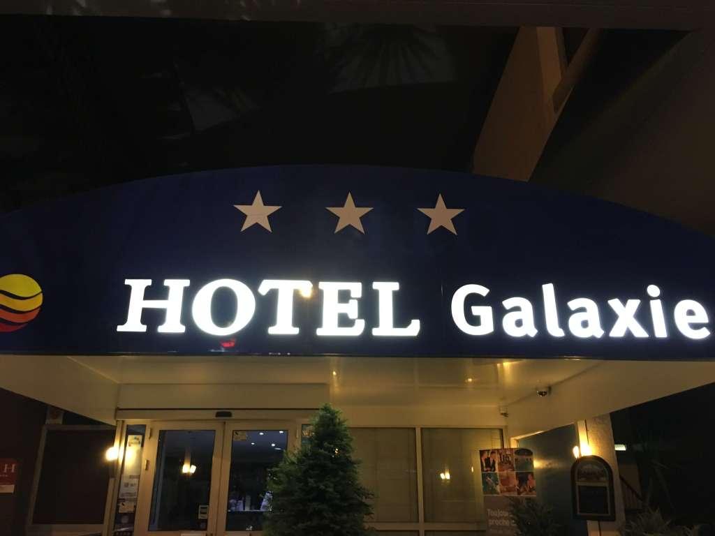 Comfort Hotel Galaxie – Saint Laurent du VarのWifiスピードチェック