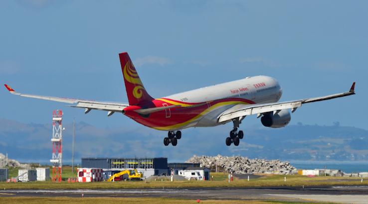 ヴァージン・オーストラリア(VA)の上級会員特典を海南航空(HU)、香港航空(HX)でも利用可能に