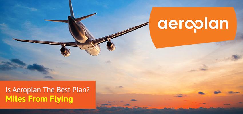 エア・カナダ(AC)がマイレージプログラム「Aeroplan」を買い戻し