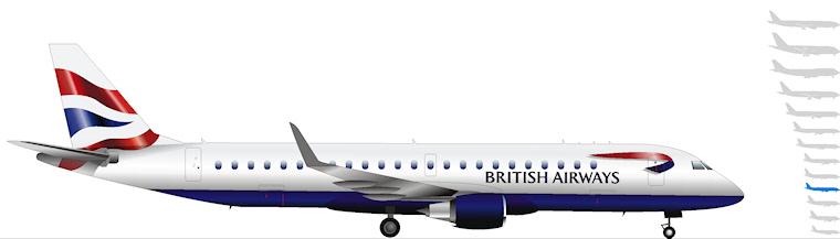 ブリティッシュ・エアウェイズ(BA)の新規就航路線(2018年冬ダイヤ)