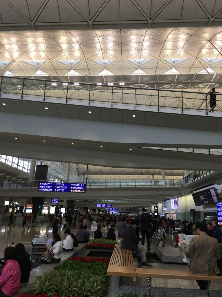 (改悪)香港空港(HKG)発フライトの燃油サーチャージ徴収可能に(2018/11/1から)
