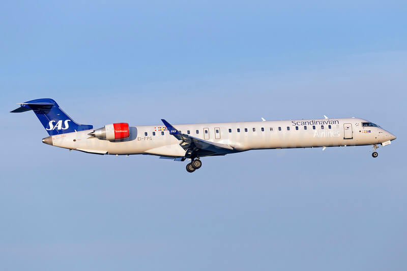 スカンジナビア航空(SK)獲得マイレージ加算率が大幅改悪