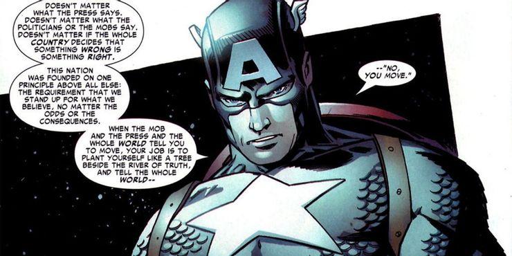 Tsunade vs Sandaime Raikage - Página 4 Captain-America-no-you-move