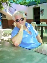 Mein Papa zu besuch